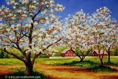 Varvara Harmon - Artist and Illustrator - Original Paintings, Oils