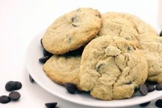 Calling all cookie monsters!...[Continue Reading] Chocolate chip cookies.