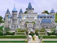 cm_11778's Cinderellas Castle VII dv