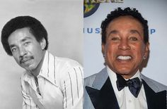 Smokey Robinson Plastic Surgery Age Facelift Eyes Before After