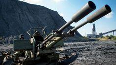 На Луганщині не можуть почати розведення через обстріли - Міноборони - BBC Ukrainian
