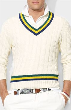 Ralph Lauren Cricket Sweater