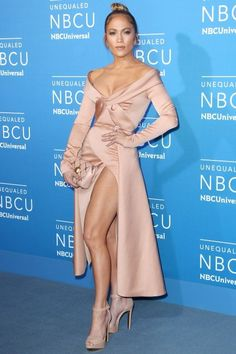 5576633fc2fe Jennifer Lopez in an Elie Saab couture dress Elie Saab Couture