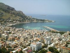 Sferracavallo, Italy...the birthplace of my grandparents