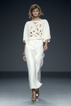 FashionTV Mobile | Gallery | Leonor Pando Spring/Summer 2015 Collection