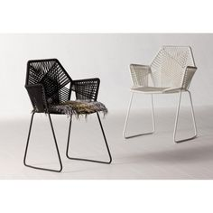 Patricia Urquiola for Moroso - Tropicalia Sessel 5 Room Living Room, Types Of Living Room Chairs, Patricia Urquiola, Cheap Adirondack Chairs, Outdoor Chairs, Chair Design, Furniture Design, Chaise Chair, Armchair