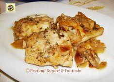 Filetti di pesce persico al forno saporiti Blog Profumi Sapori & Fantasia