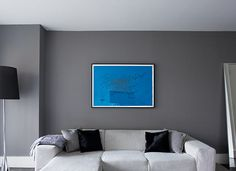 Jason Wu's living room.