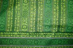 Marimekko fabric Pidot by Maija Isola (1960)