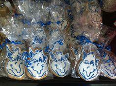 SLU Billikens cookies