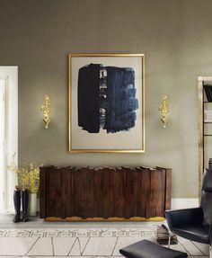 Erstaunliches Kunst Möbel Design für das perfekte Einrichtungsideen | Minimalismus Design | Pantone Farben | BRABBU Designer Möbel | www.brabbu.com