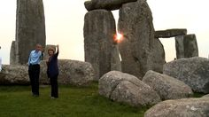 The President Visits Stonehenge:: September 5, 2014. As the last stop on his three-day trip to Estonia and the NATO Summit in Wales, Pres. Obama visits a prehistoric monument - Stonehenge.. .