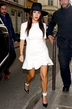 Kourtney Kardashian from Kardashians in Paris: Wedding Week Fun! | E! Online