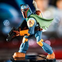 You could use a little more Mandalorian in your life. Get the PlayStation-exclusive Boba Fett figure in the Disney Infinity 3.0 Star Wars Saga Bundle now available for pre-order. by playstation