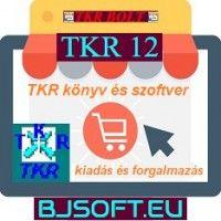 TKR 11-eBook hirdetés Kiadás / Logo