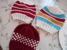 Some more hats