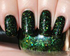 Chupacabra Glitter Nail Polish 15ml (.5oz)
