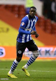 Leon Barnett Wigan Athletic