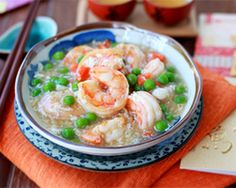 Shrimp With Lobster Sauce | Easy Asian Recipes at RasaMalaysia.com. It doesnt have lobster in it and looks easy and delish!