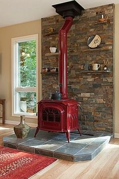 Great Country Living Room - won't have in this place but how darling is this?!