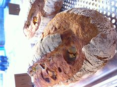 Apple wholemeal sourdough