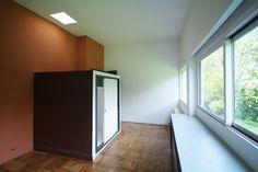 Villa Savoye: bedroom | Flickr - Photo Sharing!