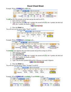 Computer Education World. Locating Desktop Computer Information Has Brought You To The Right Place. Buying a computer is an investment that should be carefully made. Excel Cheat Sheet, Cheat Sheets, Computer Help, Computer Programming, Computer Tips, Computer Basics, Excel Formulas, Vba Excel, Computer Shortcut Keys