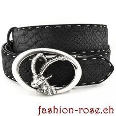 Steinbock Zierschnalle passt perfekt zu Jeans speziell für Herren Rind, Accessories, Jeans, Fashion, Capricorn, Hand Sewn, Silver Jewellery, Stones, Black