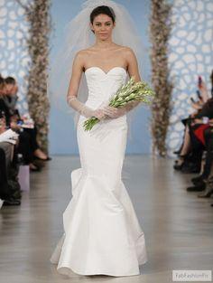 Oscar De La Renta Bridal Spring 2014 collection