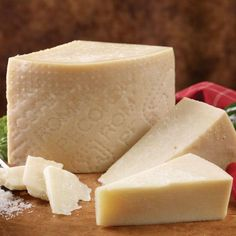 Pecorino Romano: There are two types of sheep's milk cheese known as Pecorino in Italy. The word pecorino without a modifier applies to a delicate, slightly nutty cheese that's mild when young, and beco… Cheese Shop, Milk And Cheese, My Favorite Food, Favorite Recipes, Pecorino Cheese, Romano Cheese, Eating Alone, Italian Cheese, Taste Made