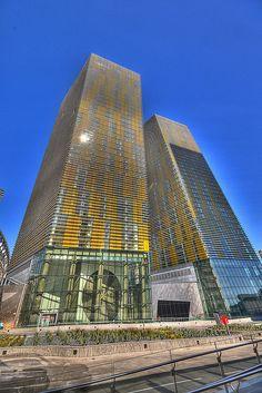 Veer Tower, City Center HDR, Las Vegas