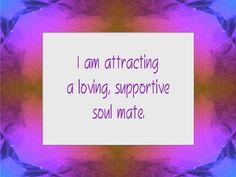 LOVE RELATIONSHIP affirmation
