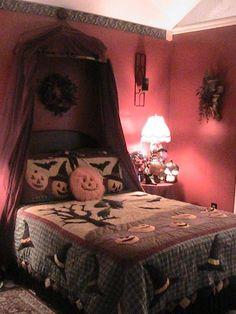 Original Pinners Bedroom