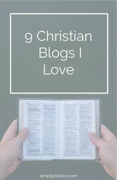 Christian Blogs I Love