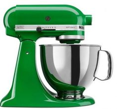 Green Mixer Giveaway: Starts 5/26/18, ends 5/28/18.