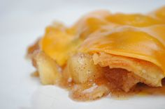 dutch apple pie with cheddar on top omg so good more bowls apples pies ...