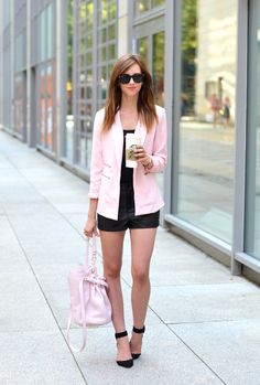 fashioninmysoul:  top -Topshop /shorts -H&M... A Fashion Tumblr full of Street Wear, Models, Trends & the lates