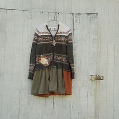 I'd love to have this sweater!