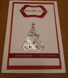 Christmas handmade card