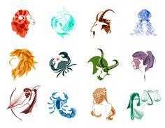 pretty zodiac
