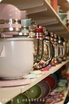 ahhh....kitchenaid rainbow. No as a matter of fact I do NOT own one of these