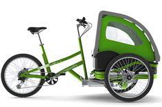 Triporteur Electrique Tricycle