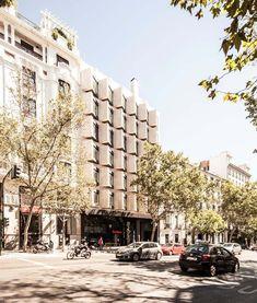 *지그재그 콘크리트 큐빅 [ RUIZ BARBARIN Architects ] G17_HNA BUILDING :: 5osA: [오사]