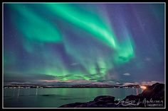 Aurora Borealis is luminous arches or streams of light which appear in the in Northern regions of the earth. The Latin words 'Aurora Borealis' are roughly translated as ' Northern Lights' - hence the alternative name!