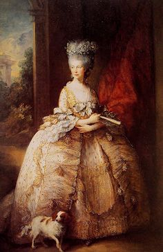 bumble button: Marie Antoinette and Friends in Beautiful18th Century Paintings