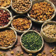 botanas semillas