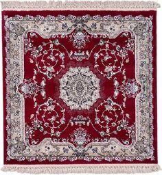 Tabriz Red Area Rug