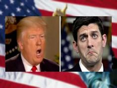 After Paul Ryan Tried to BLOCK His Border Wall, WATCH Trump Respond With...