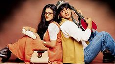Kajol, Shah Rukh Khan to recreate their magic again. onscreenThere's good news for all Shah Rukh Khan and Kajol fans. Bollywood Badshah Shah Rukh Khan will b. Shahrukh Khan And Kajol, Shah Rukh Khan Movies, Bollywood Songs, Bollywood News, Bollywood Outfits, Bollywood Theme, Bollywood Masala, Bollywood Couples, Vintage Bollywood