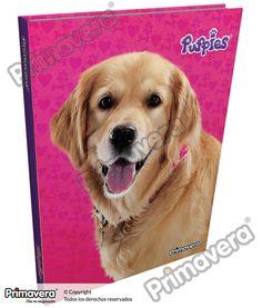Cuaderno Cosido 5 y 7 Materias Puppies http://escolar.papelesprimavera.com/product/cuaderno-cosido-5-y-7-materias-puppies-primavera/